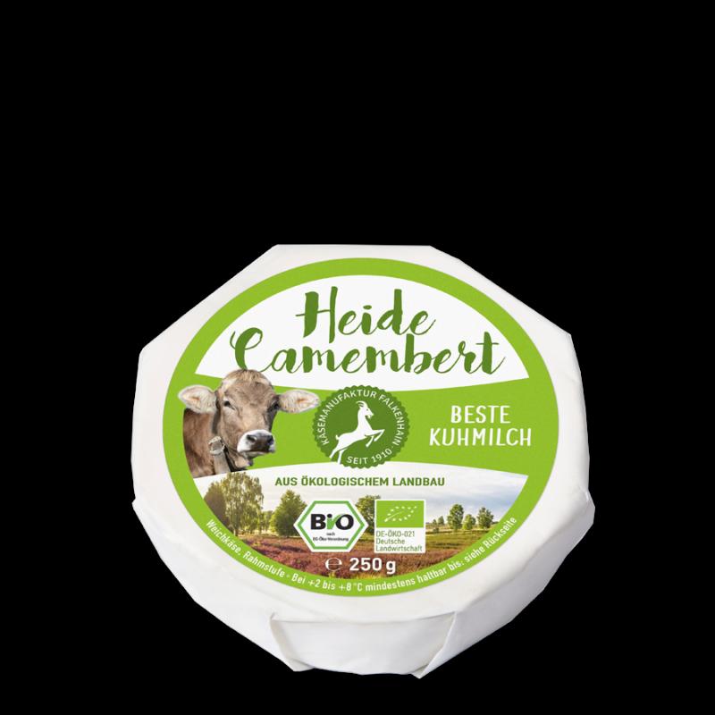 BIO Camembert 50%